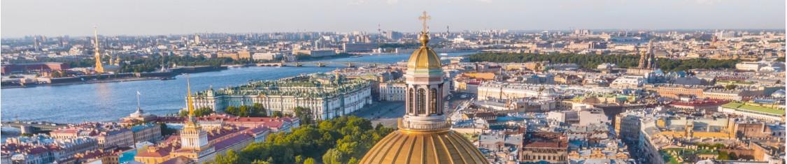 Школьный тур в СПб