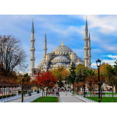 Стамбул весенний