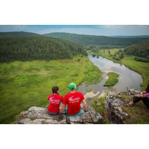 Река Усьва от пос.Усьва до пос.Мыс август 2021