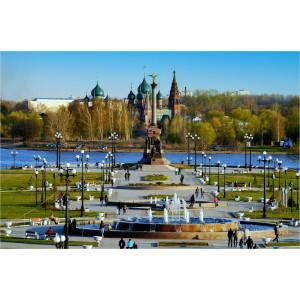 Государыня Масленица: Ярославль - Ростов Великий